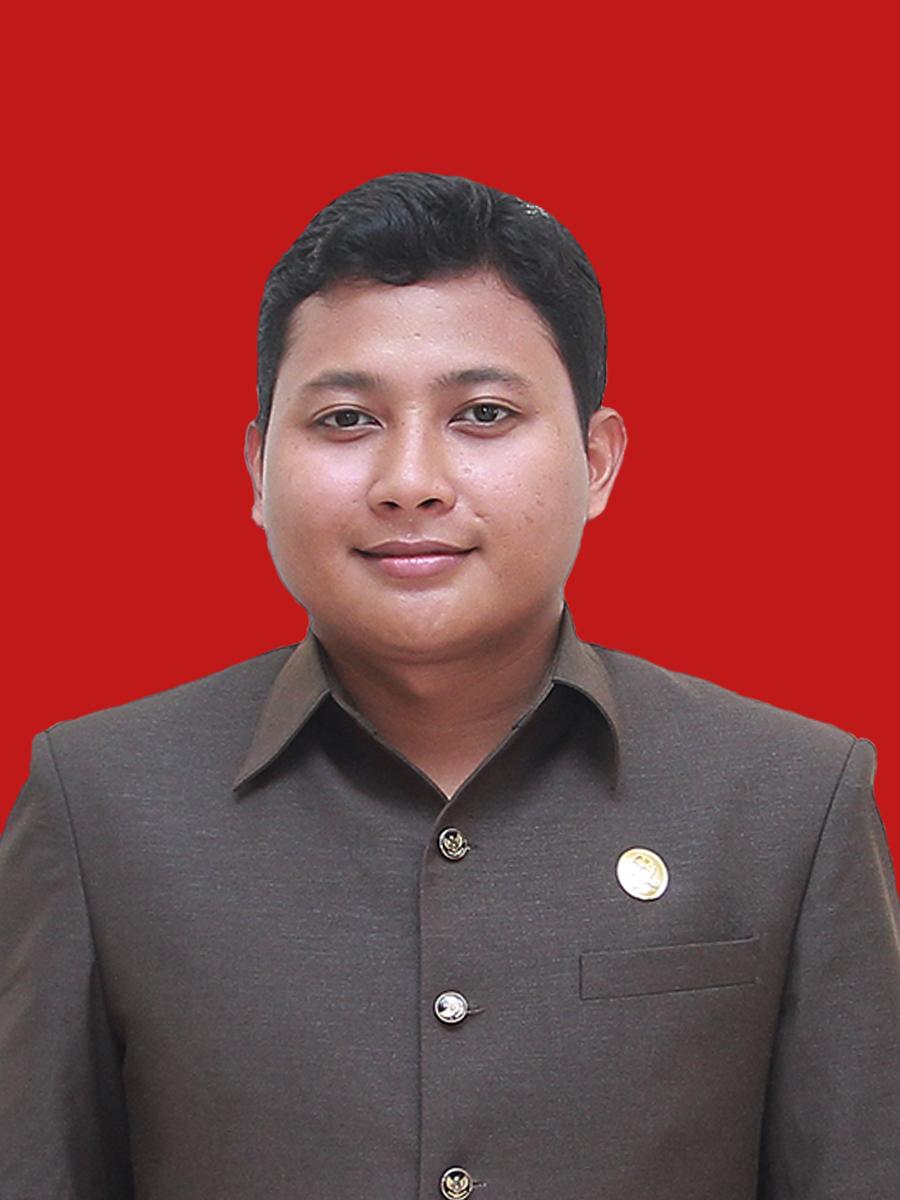 AHMAD RIDHA IBRAHIM, S.H.I., M.H.